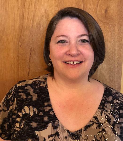 Office Manager Brenda MacHarrie