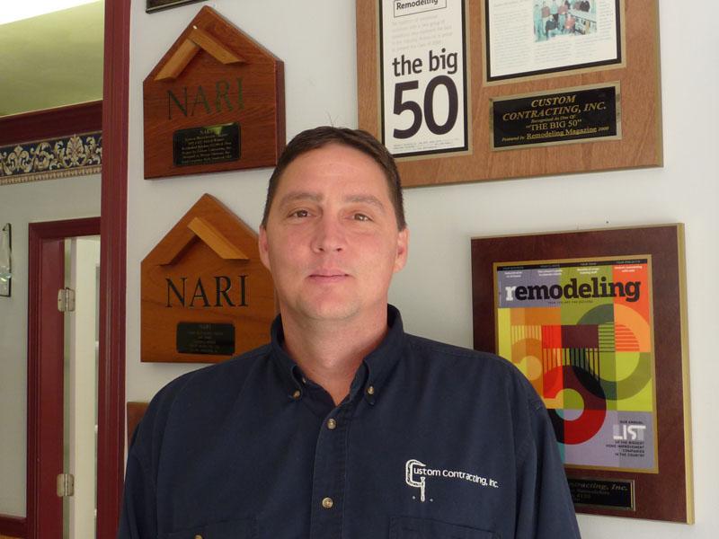 Production Manager Craig Lielasus