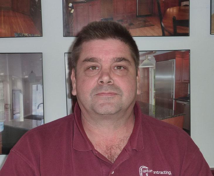 Production Coordinator Michael Daniell