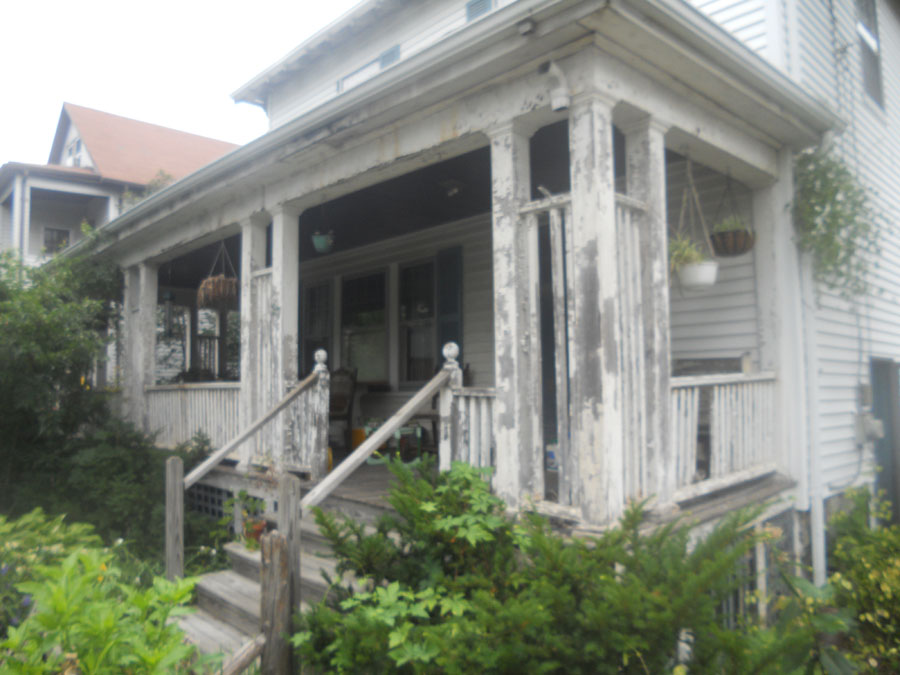 Porch - Before
