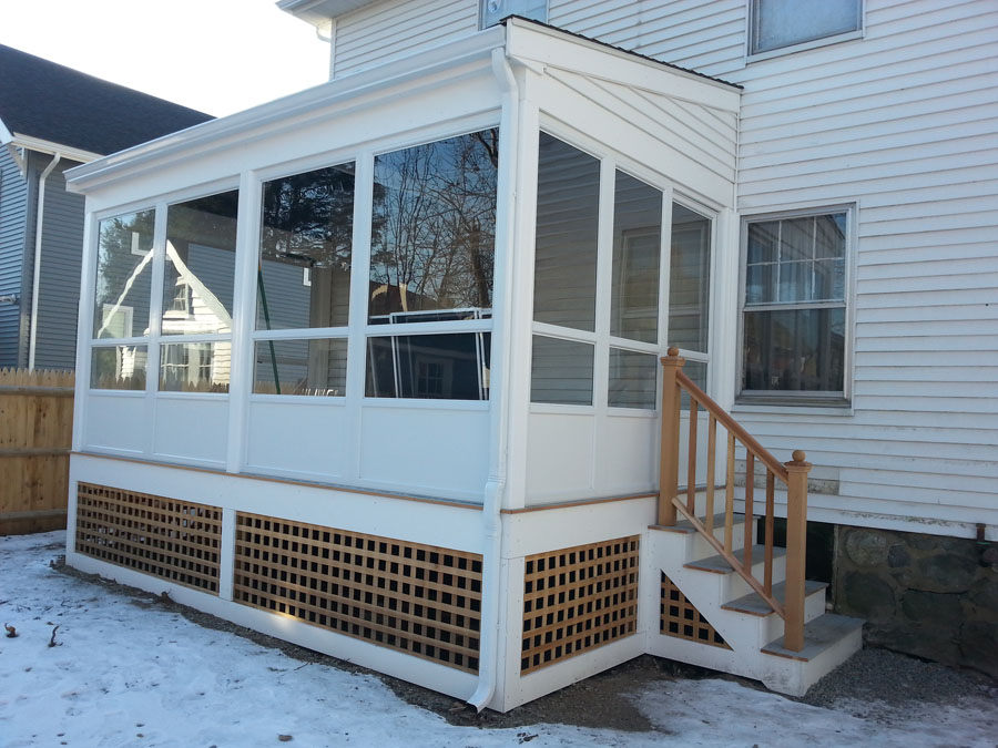 Porch - Changable Windows