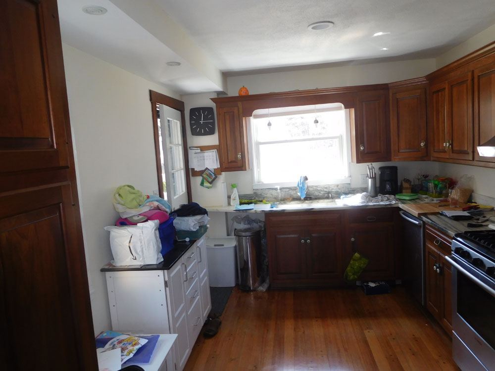 Buying a Home With an Eye to Renovate - BEFORE
