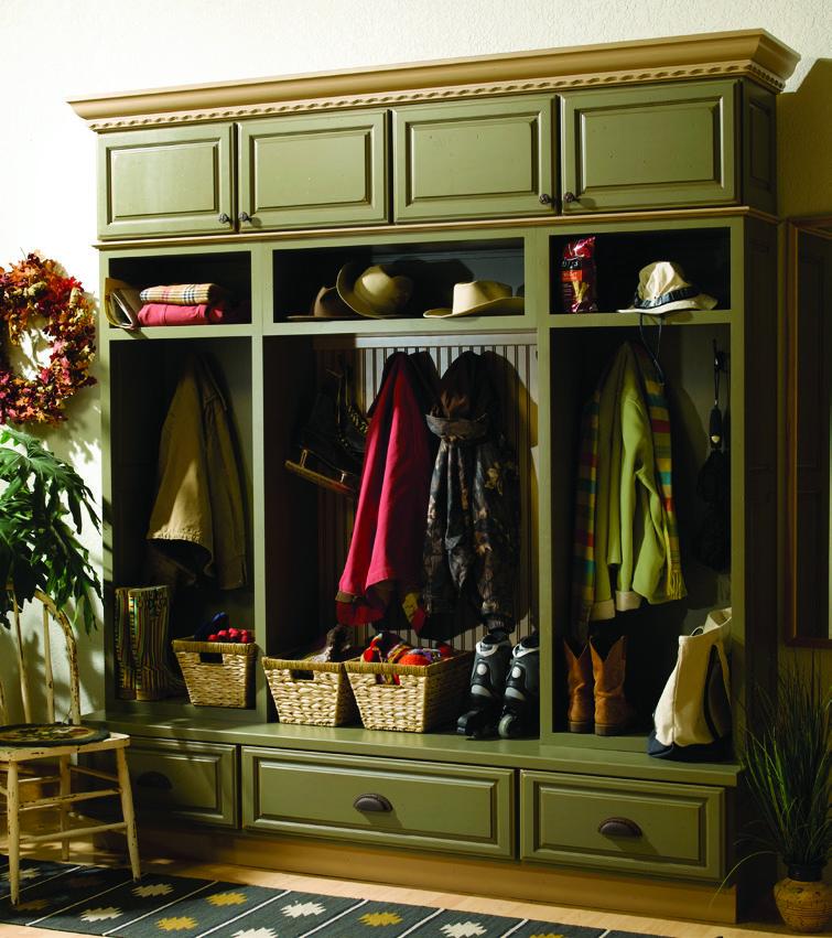 CCI custom cabinets